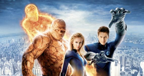 download film Fantastic Four (English) 720p movies